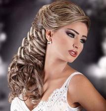 vlasy + make-up