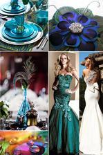 dekorácia + šaty