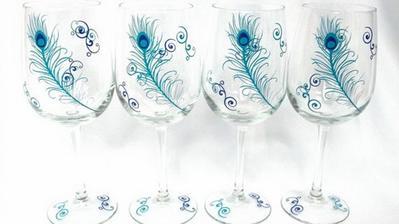poháre pre družbov