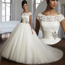 Svadobné šatičky - http://www.aliexpress.com/item/2015-Couture-Ball-Gown-Elegant-Wedding-Dress-Lace-Tulle-Plus-Size-Bridal-Gowns-Custom-Made-abiti/32288475515.html