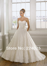 Svadobné šatičky - http://www.aliexpress.com/item/2014Hot-Selling-White-Satin-Lace-Ball-Gown-Wedding-dresses-Bride-Dresses-Gown/1747675606.html