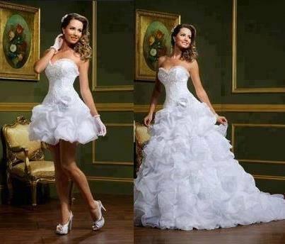 Svadobné šatičky - netuším