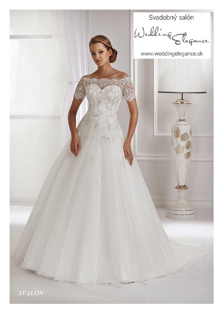 Svadobné šatičky - www.weddingelegance.sk