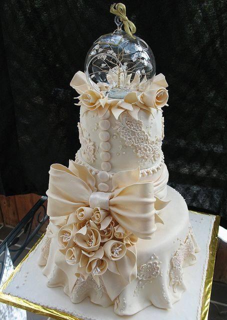 Exkluzívne svadobné torty - Obrázok č. 2