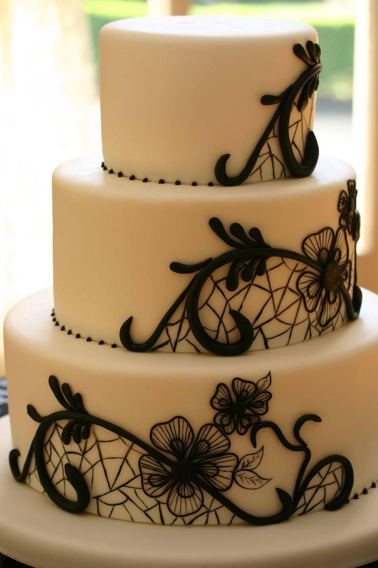 Exkluzívne svadobné torty - Obrázok č. 3