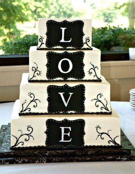 Exkluzívne svadobné torty - Obrázok č. 4
