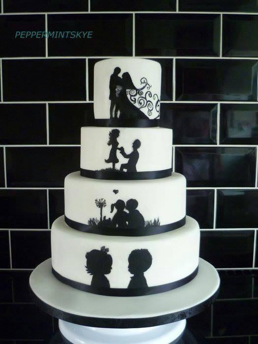 Exkluzívne svadobné torty - Obrázok č. 7