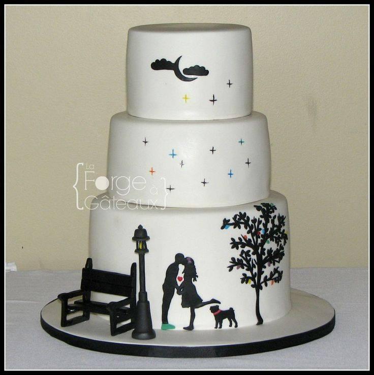 Exkluzívne svadobné torty - Obrázok č. 8