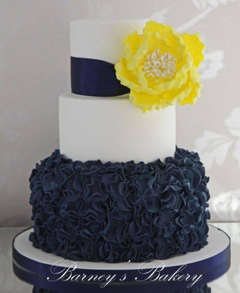 Exkluzívne svadobné torty - Obrázok č. 10