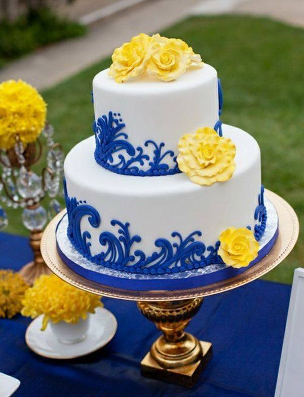 Exkluzívne svadobné torty - Obrázok č. 11