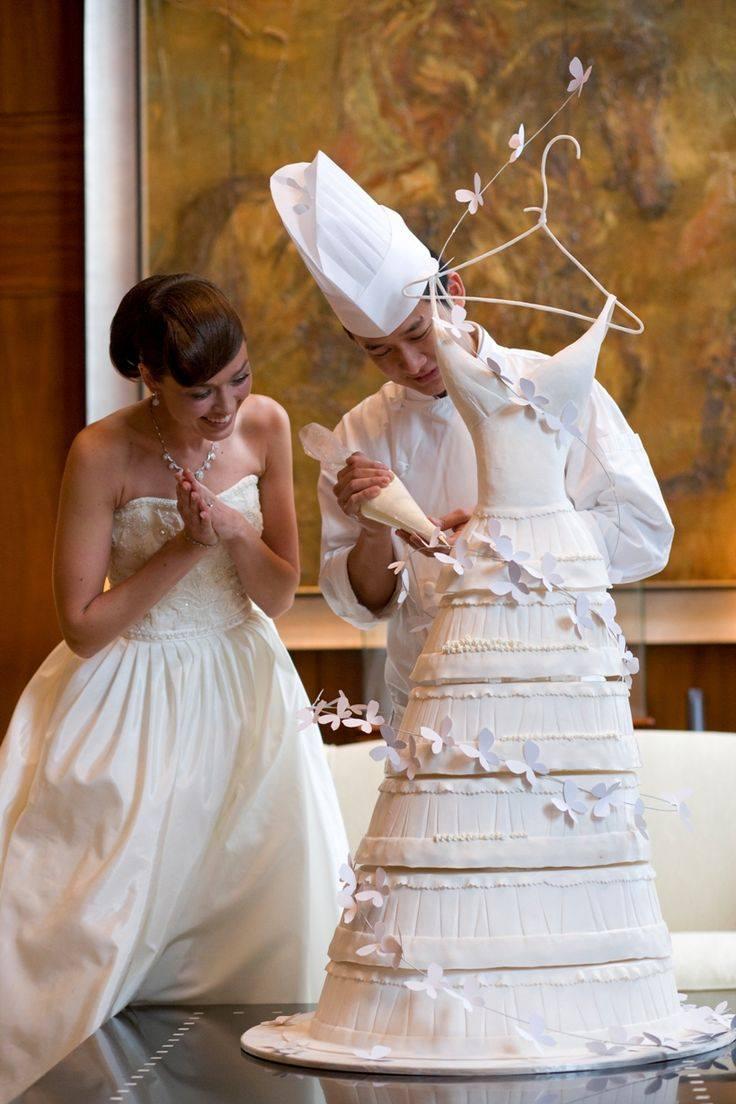 Exkluzívne svadobné torty - Obrázok č. 14