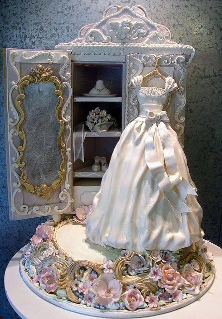 Exkluzívne svadobné torty - Obrázok č. 15