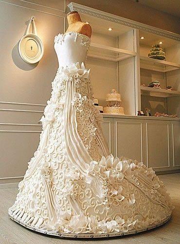Exkluzívne svadobné torty - Obrázok č. 16
