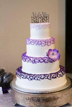Exkluzívne svadobné torty - Obrázok č. 21