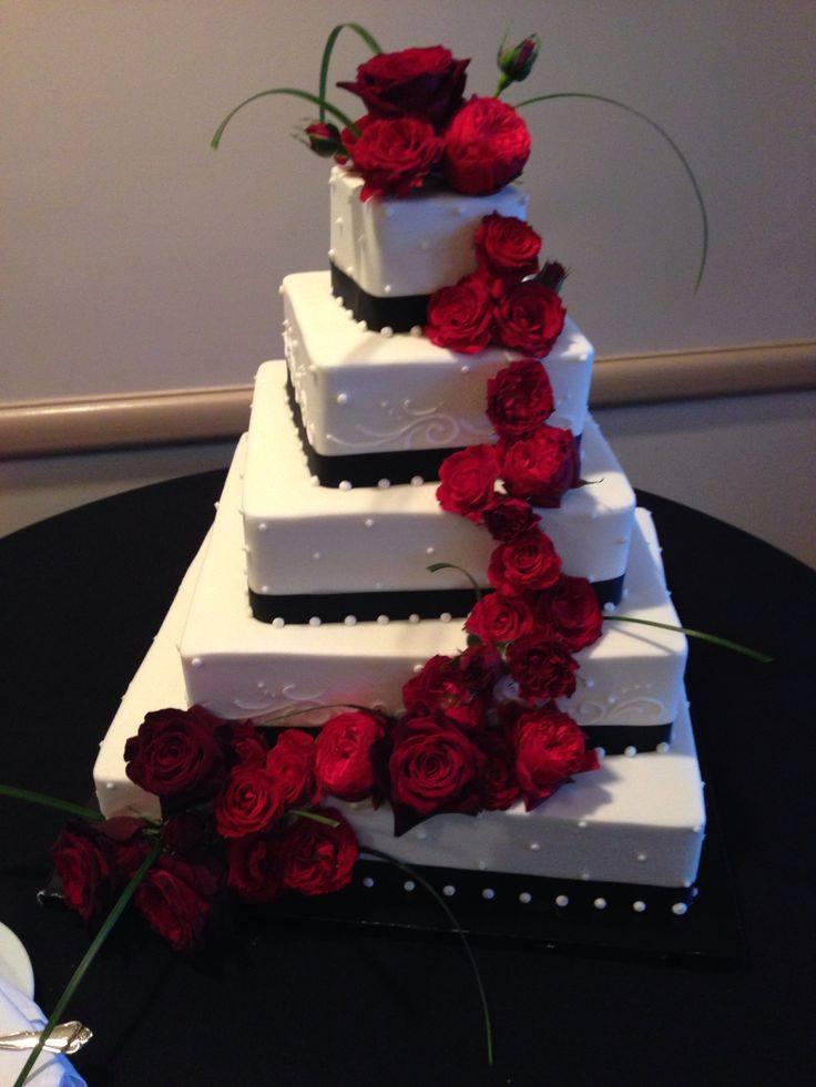 Exkluzívne svadobné torty - Obrázok č. 25