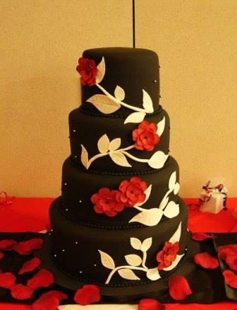 Exkluzívne svadobné torty - Obrázok č. 27