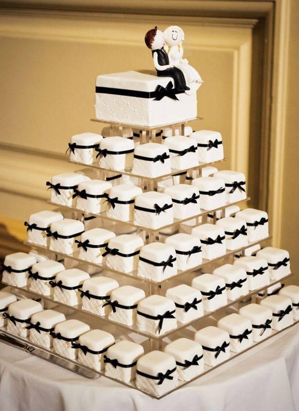 Exkluzívne svadobné torty - Obrázok č. 28