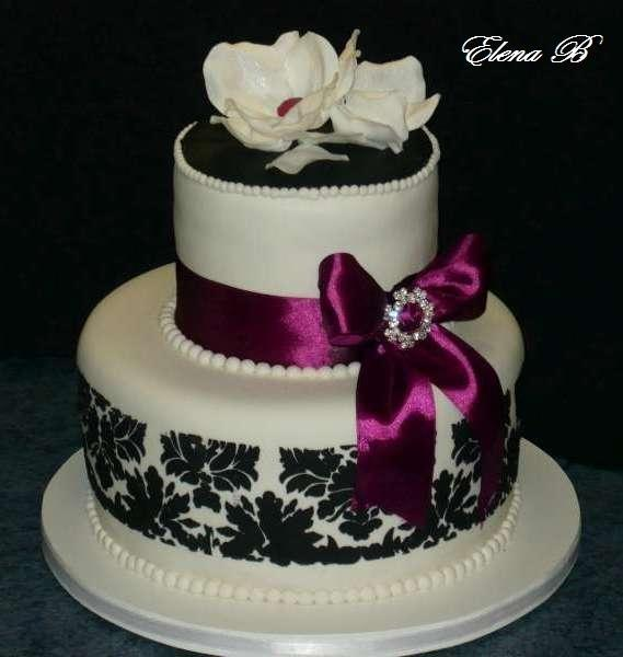 Exkluzívne svadobné torty - Obrázok č. 32