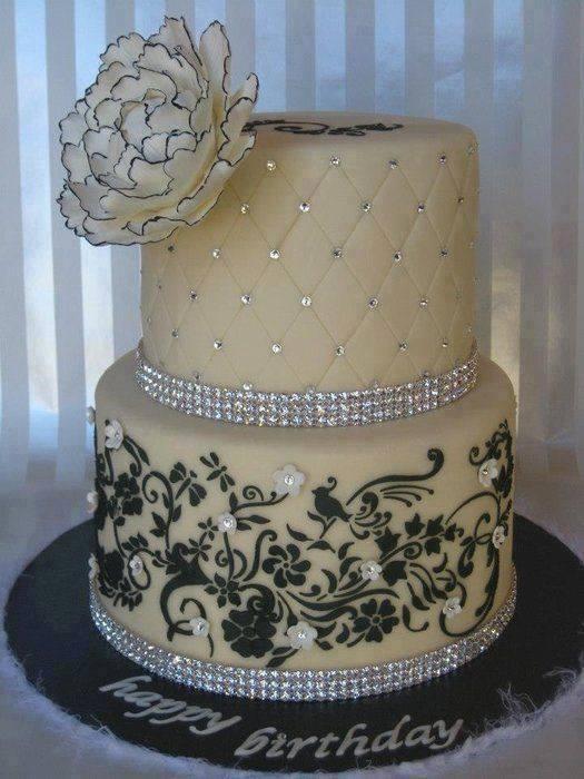 Exkluzívne svadobné torty - Obrázok č. 33