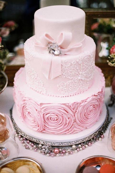 Exkluzívne svadobné torty - Obrázok č. 34