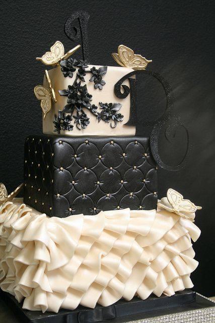 Exkluzívne svadobné torty - Obrázok č. 39
