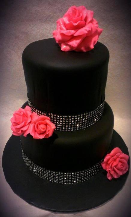 Exkluzívne svadobné torty - Obrázok č. 40