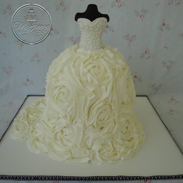 Exkluzívne svadobné torty - Obrázok č. 48