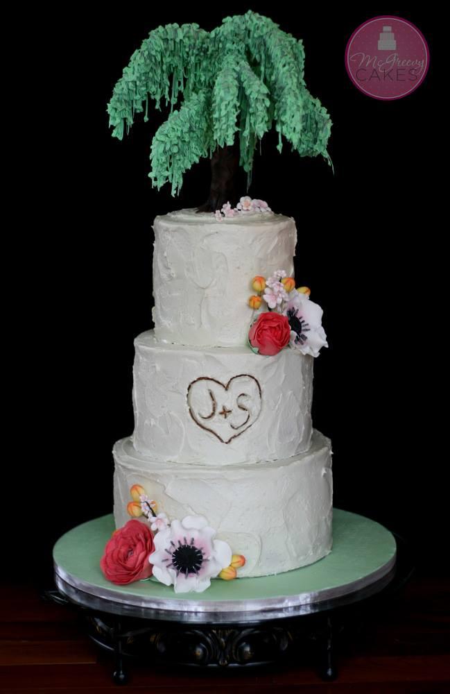 Exkluzívne svadobné torty - Obrázok č. 49