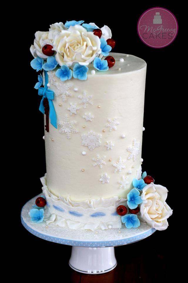 Exkluzívne svadobné torty - Obrázok č. 50