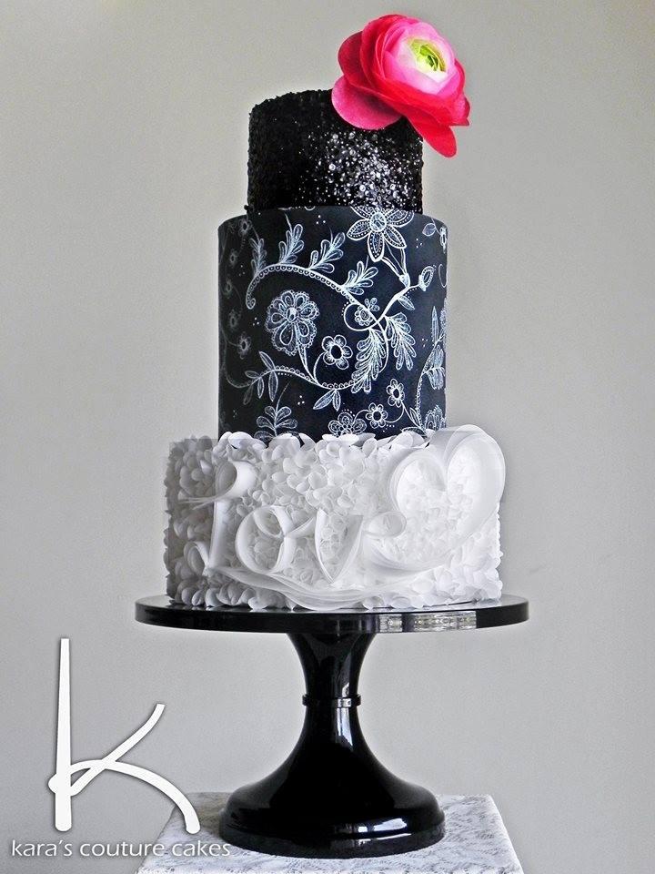 Exkluzívne svadobné torty - Obrázok č. 52