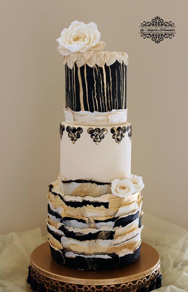 Exkluzívne svadobné torty - Obrázok č. 53