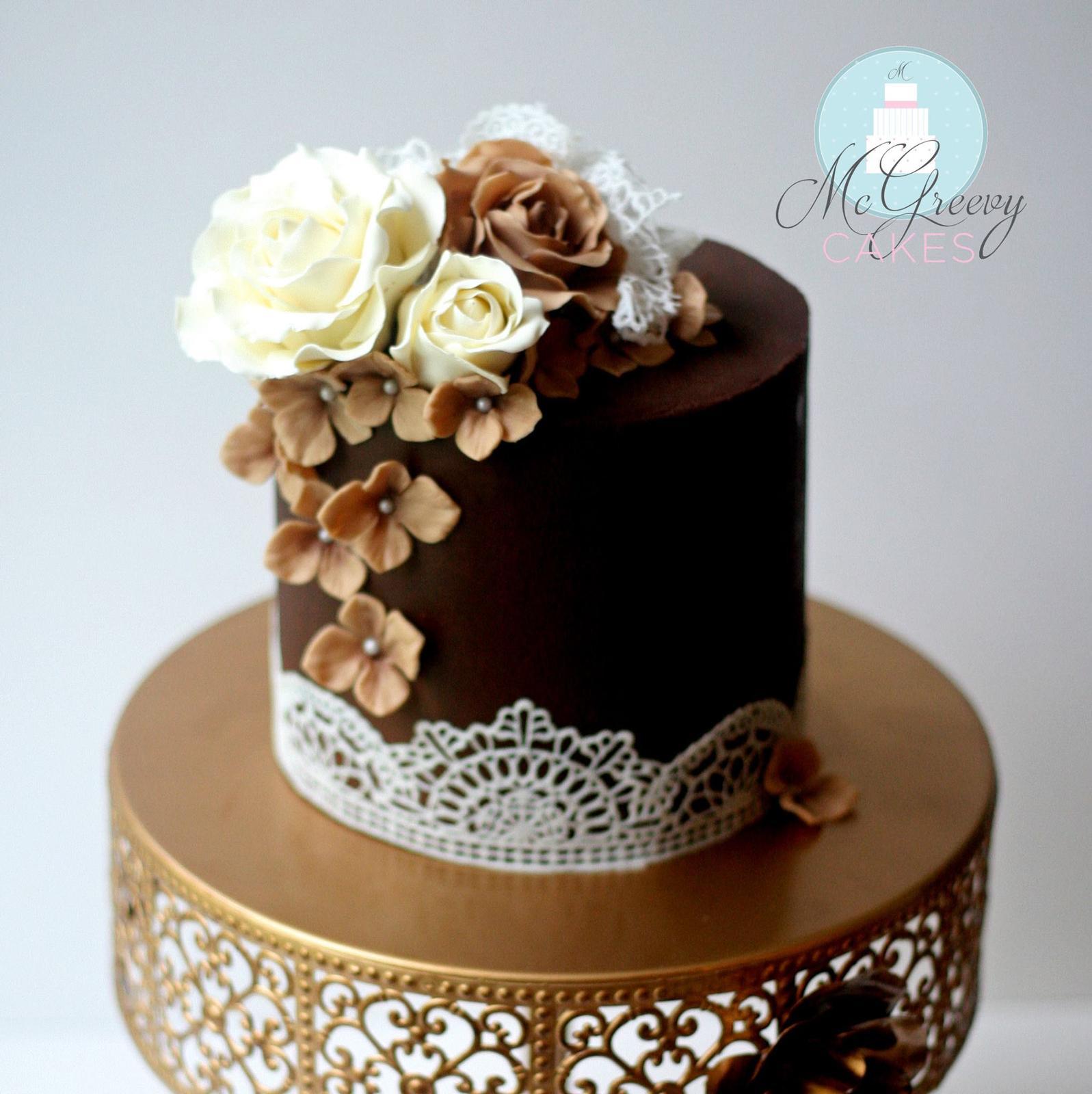 Exkluzívne svadobné torty - Obrázok č. 54
