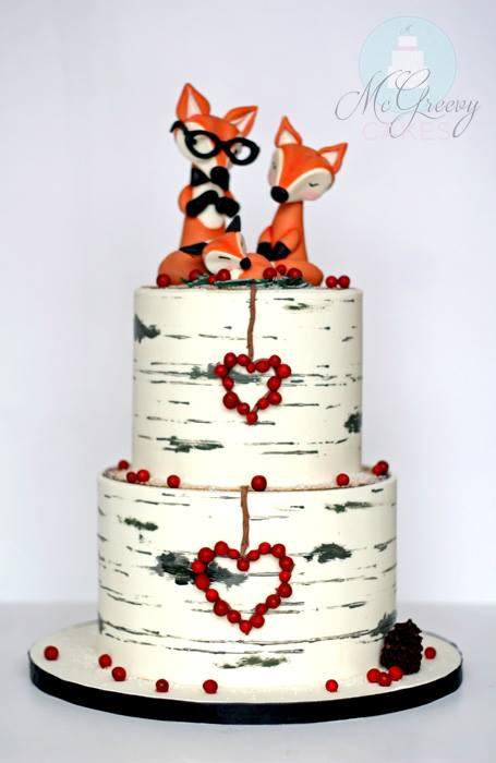 Exkluzívne svadobné torty - Obrázok č. 59