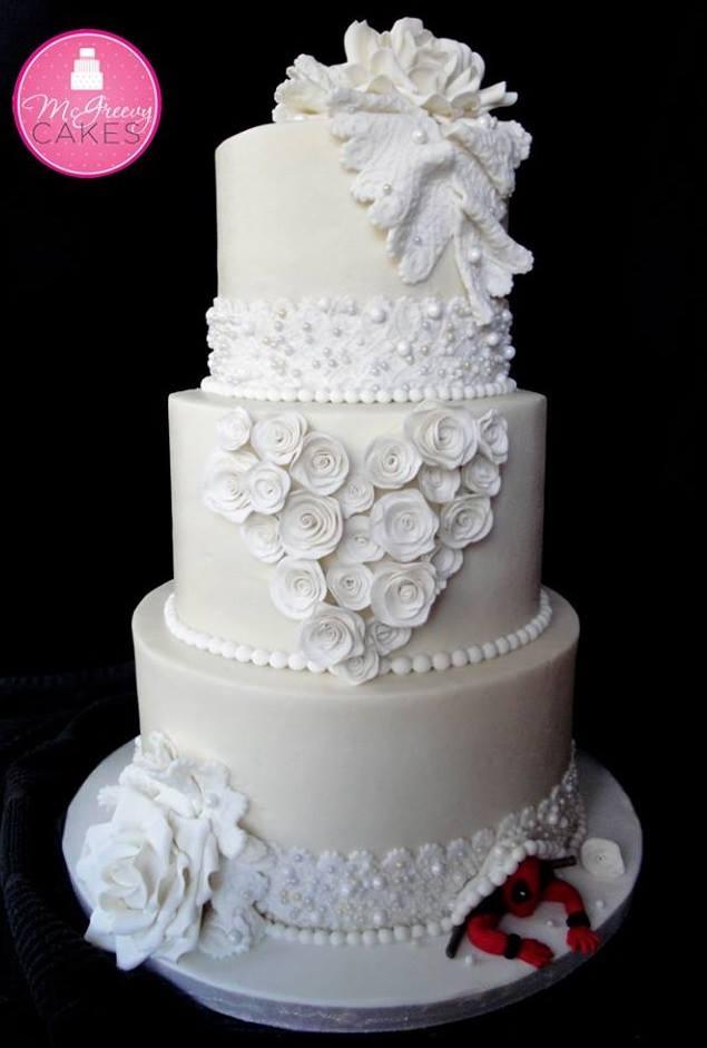 Exkluzívne svadobné torty - Obrázok č. 61