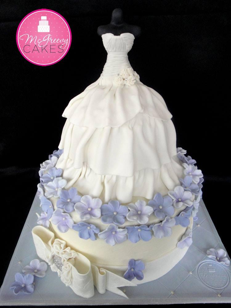 Exkluzívne svadobné torty - Obrázok č. 63