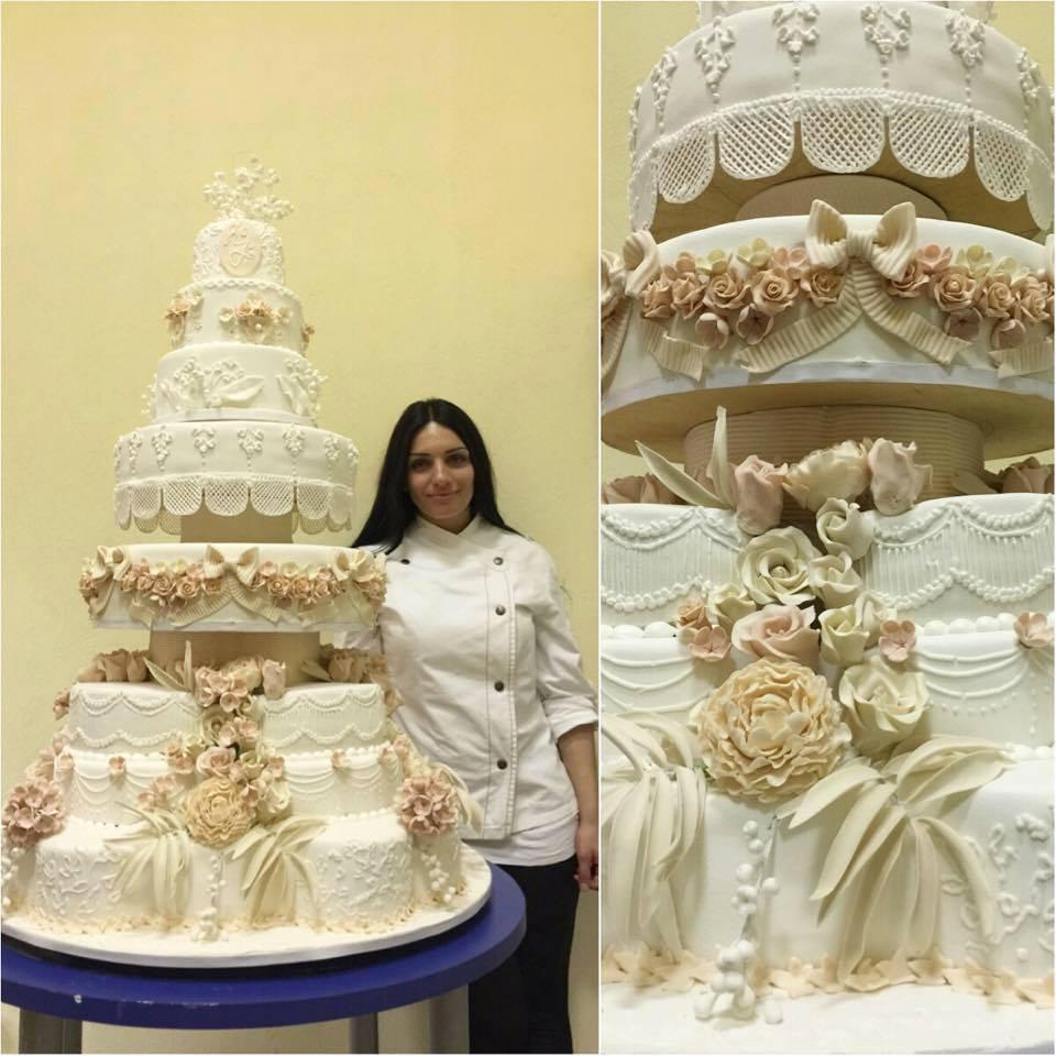 Exkluzívne svadobné torty - Obrázok č. 69