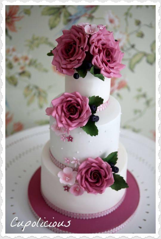 Exkluzívne svadobné torty - Obrázok č. 71