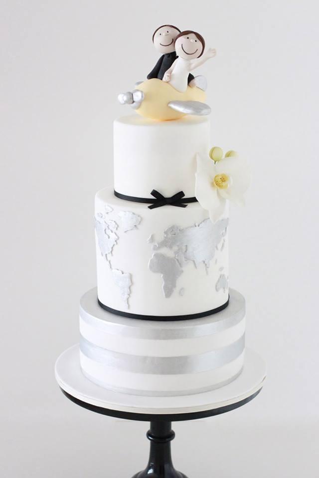 Exkluzívne svadobné torty - Obrázok č. 73