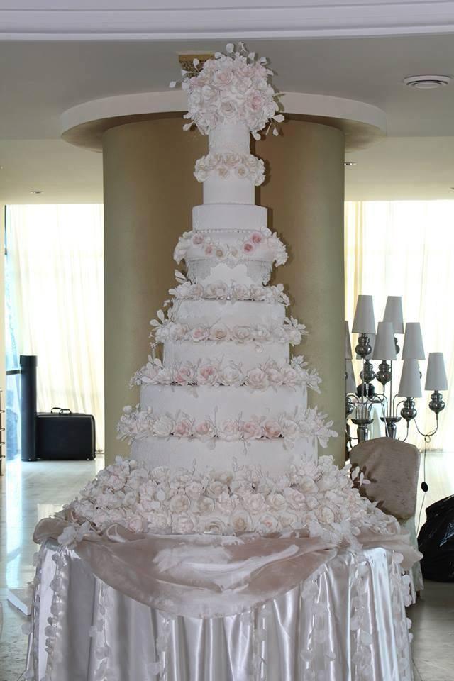 Exkluzívne svadobné torty - Obrázok č. 75
