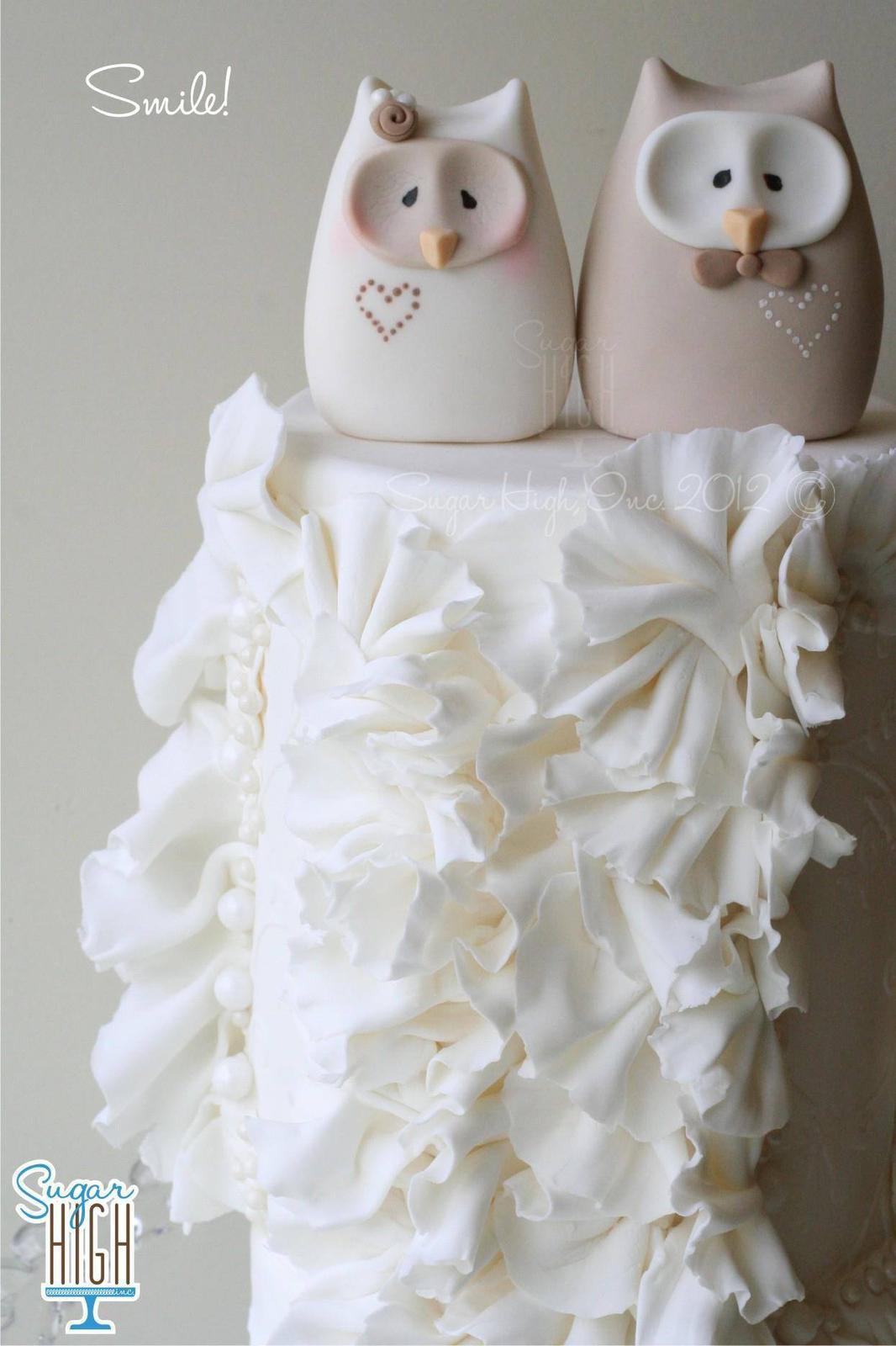 Exkluzívne svadobné torty - Obrázok č. 78