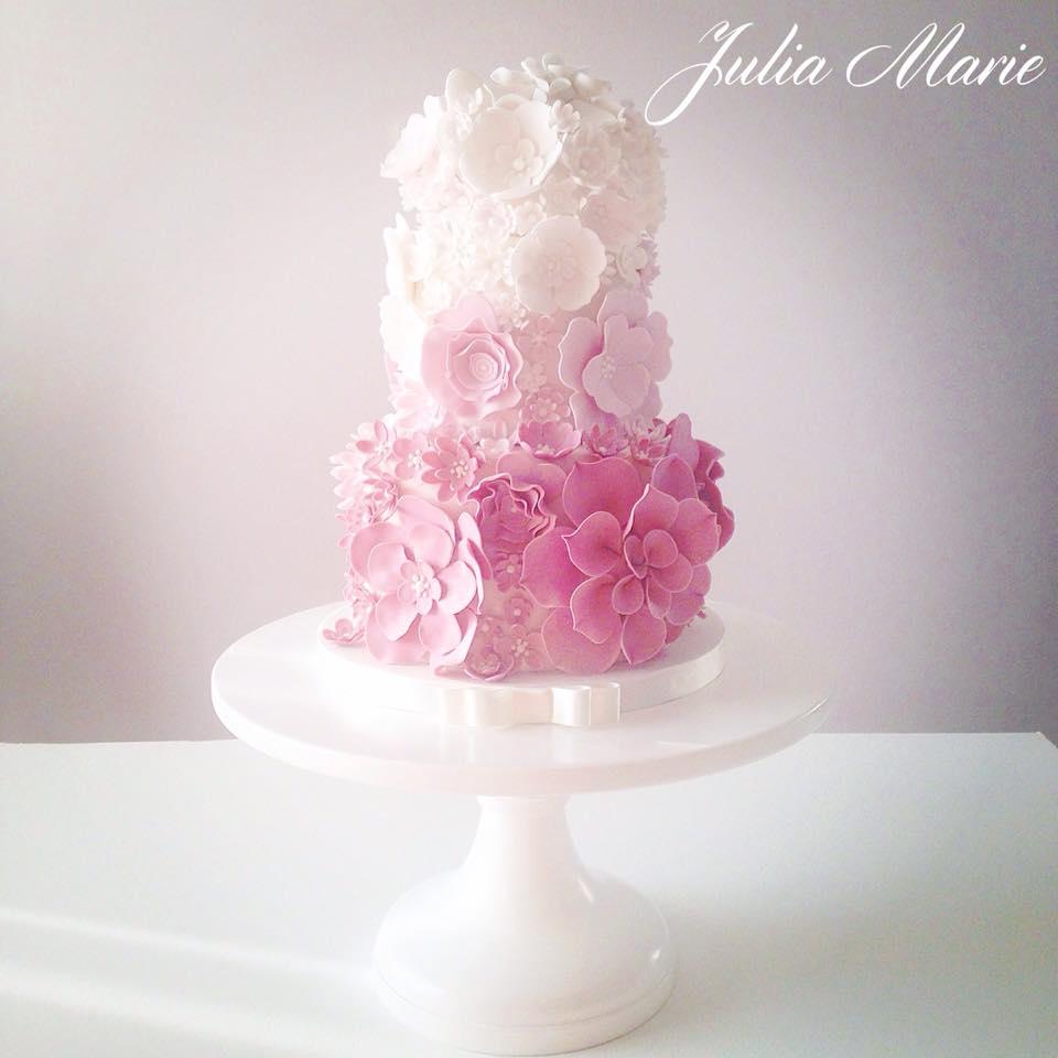 Exkluzívne svadobné torty - Obrázok č. 82