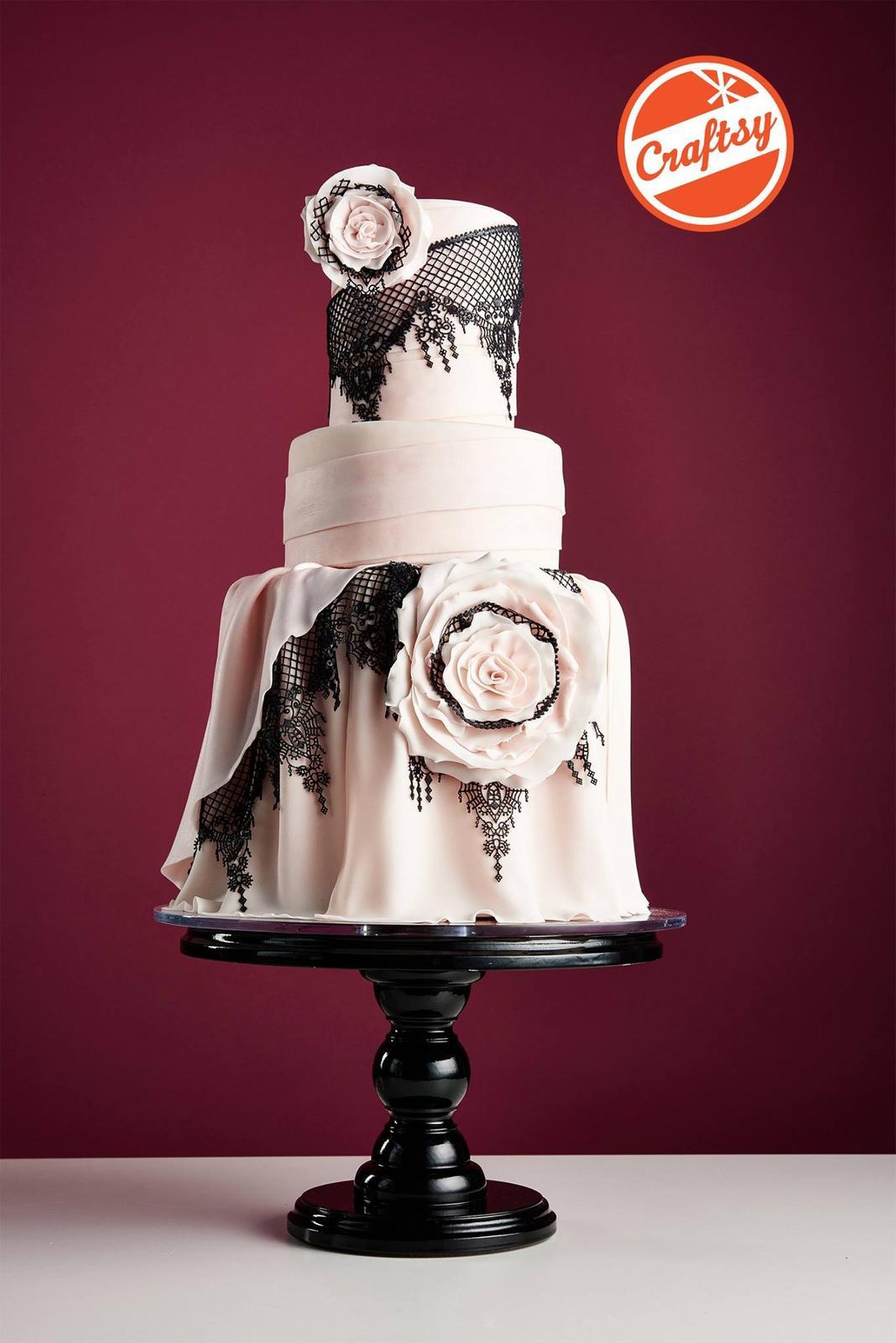 Exkluzívne svadobné torty - Obrázok č. 87