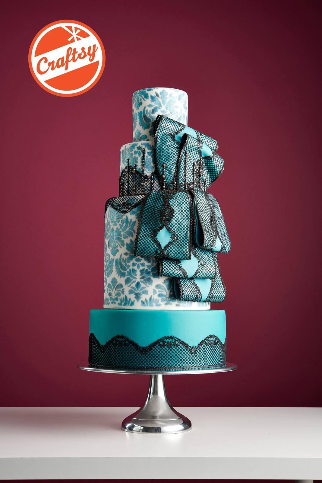 Exkluzívne svadobné torty - Obrázok č. 88