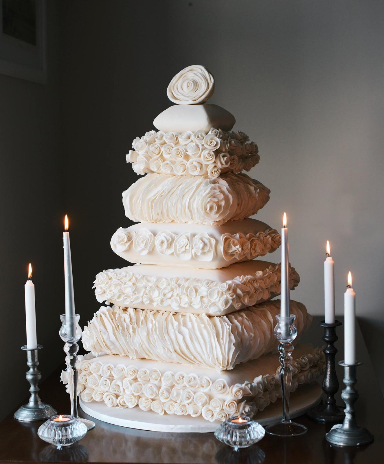 Exkluzívne svadobné torty - Obrázok č. 91