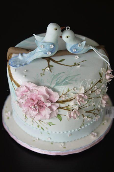 Exkluzívne svadobné torty - Obrázok č. 93