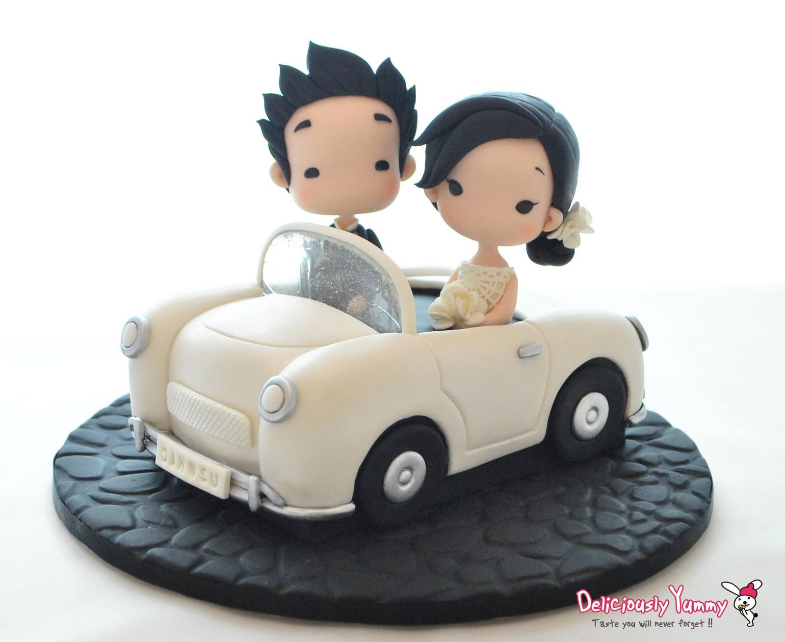 Exkluzívne svadobné torty - Obrázok č. 94