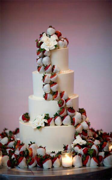 Exkluzívne svadobné torty - Obrázok č. 285
