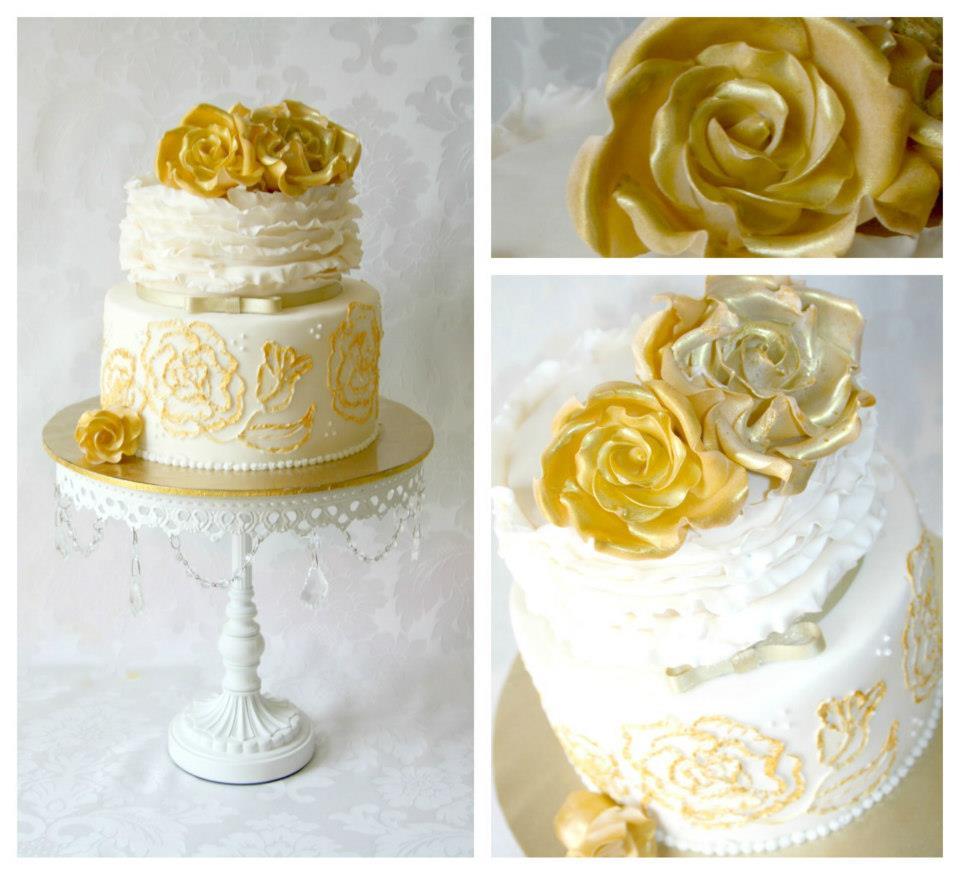Exkluzívne svadobné torty - Obrázok č. 290