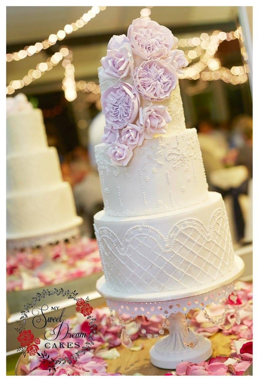 Exkluzívne svadobné torty - Obrázok č. 336