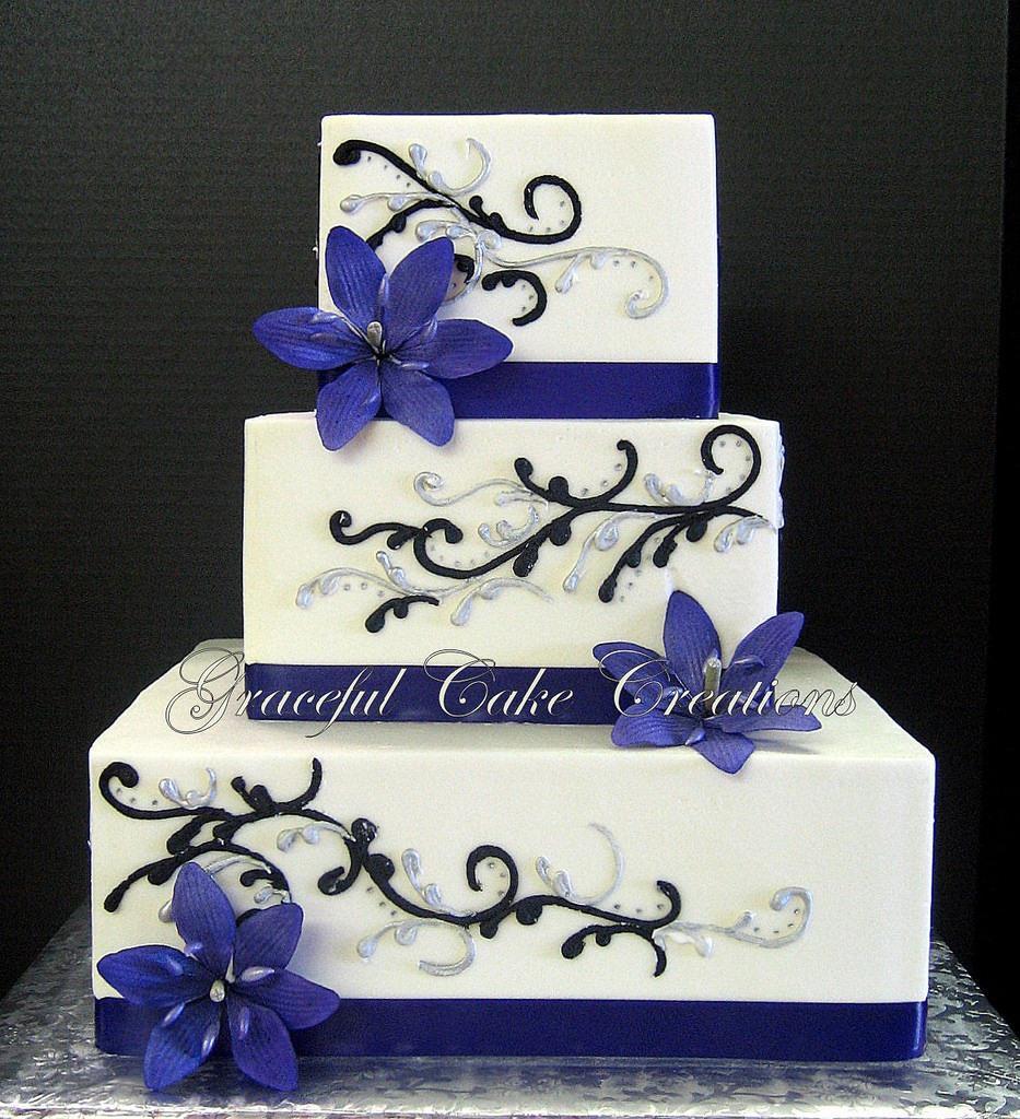 Exkluzívne svadobné torty - Obrázok č. 371